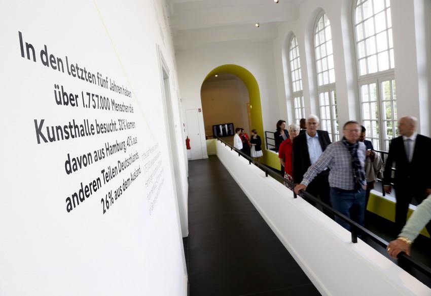 Transparentes Museum