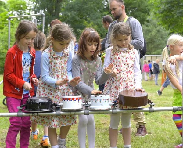 Kinder- und Familienfest in Hasenwinkel