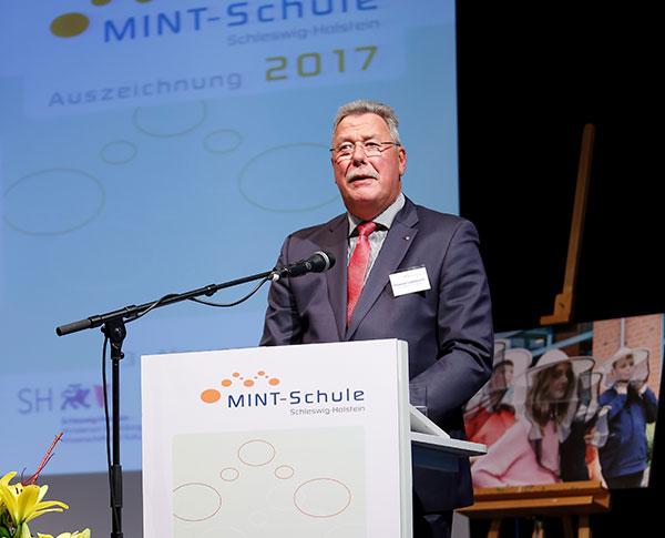 Aufnahmefeier MINT-Schule Schleswig-Holstein 2017