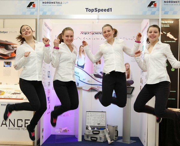 NORDMETALL-Cup-Team TopSpeed