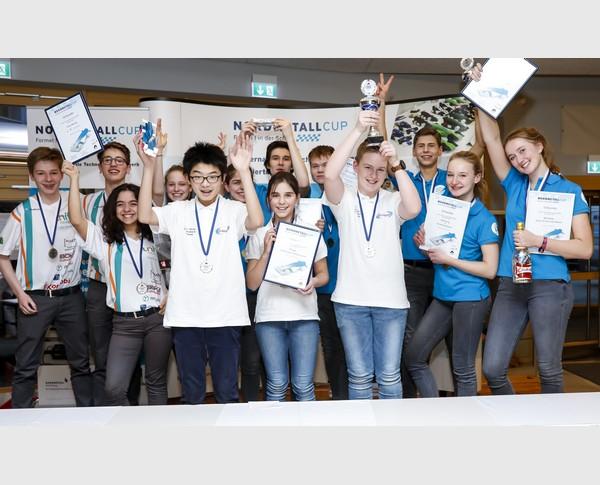 NORDMETALL Cup Hamburg 2018 Gewinner