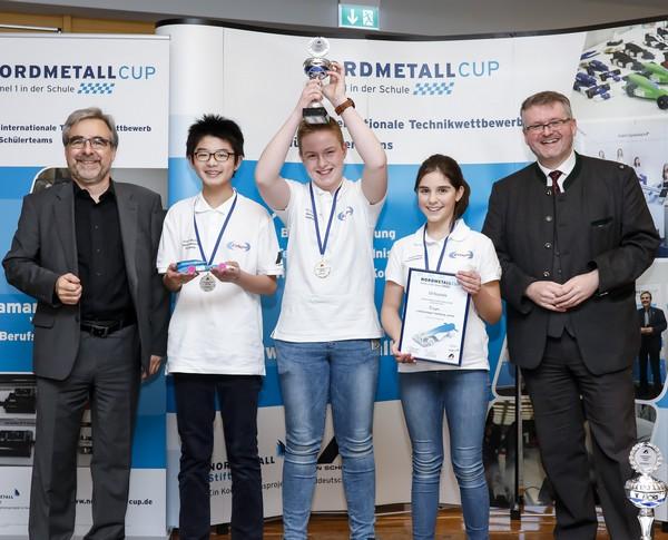 Junioren-Landesmeister Evispo NORDMETALL Cup Hamburg 2018
