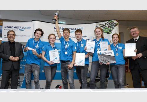 MCGravity holt den Titel beim NORDMETALL Cup Hamburg