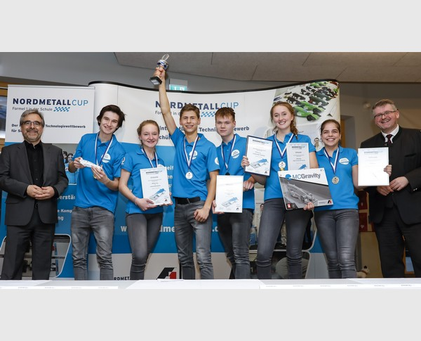 Senioren-Landesmeister MCGravity NORDMETALL Cup Hamburg 2018