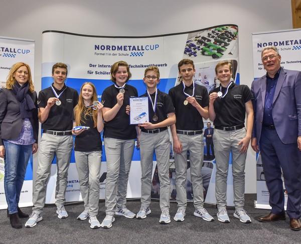 3. Platz Senior-Team SilverHawks NMC SH 2018
