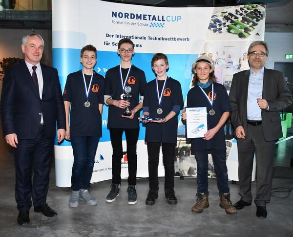 Landesmeister Junior-Team Time Surfers NMC MV 2018
