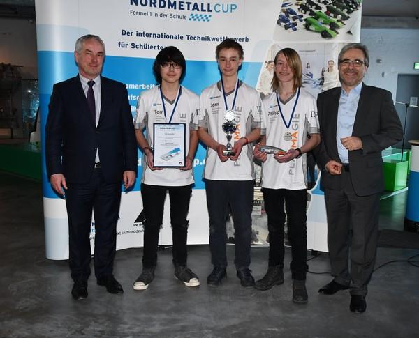 Landesmeister Senior-Team PLASMAGIE NMC MV 2018