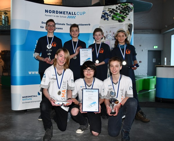 Landesmeister NORDMETALL Cup MV 2018
