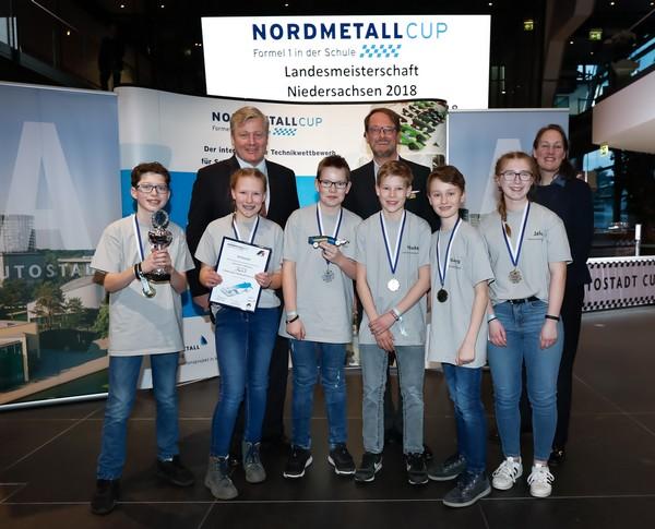 Junioren-Landesmeister Mach2 NMC NI 2018