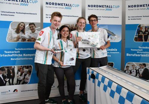 Unity Racing aus Hamburg wird deutscher Vizemeister