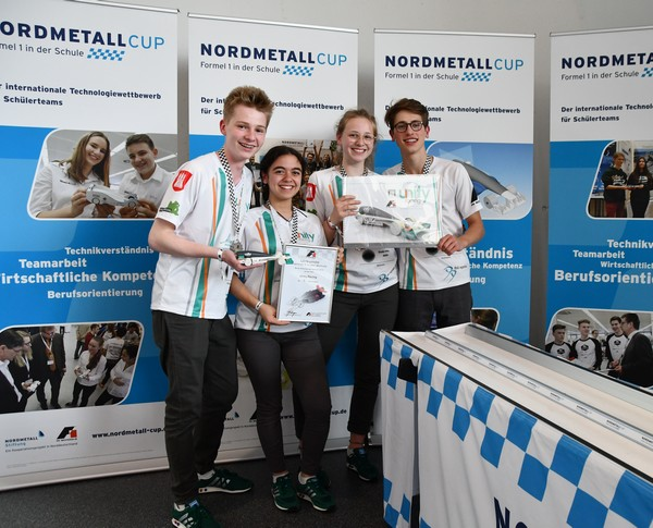 Unity Racing Formel1 in der Schule Deutsche Meisterschaft 2018