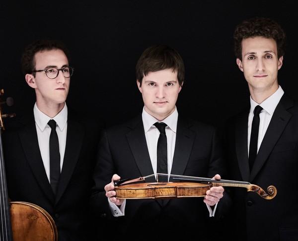 NORDMETALL-Ensemblepreis für das Busch-Trio