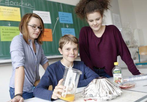 Drei neue exzellente MINT-Schulen für Hamburg