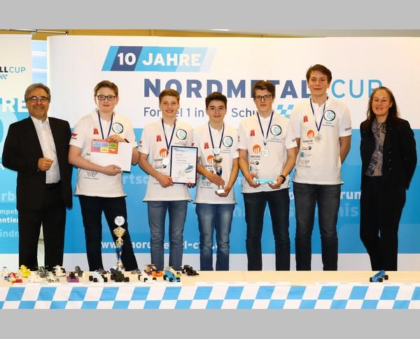 NORDMETALL Cup Hamburg 2019 Junioren-Landesmeister Blizzard Racing