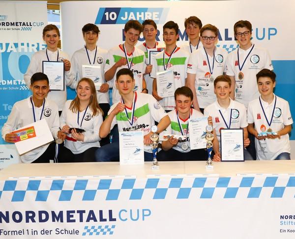 NORDMETALL Cup Hamburg 2019 Teams zur Deutschen Meisterschaft