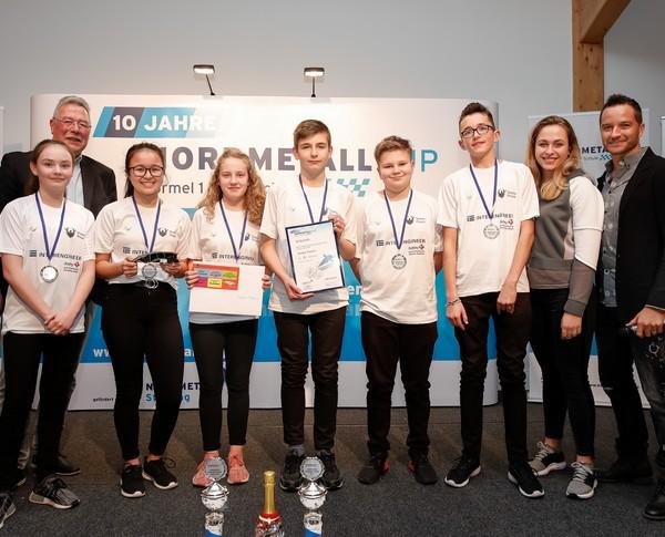 NORDMETALL Cup Schleswig-Holstein 2019 Junioren 2. Platz Shadow Phoenix