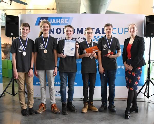 NORDMETALL Cup MV 2019 Junioren 2. Platz SuperNova