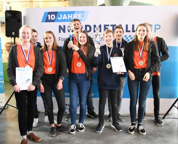 NORDMETALL Cup MV 2019 Senioren- und Junioren-Landesmeister MV 2019