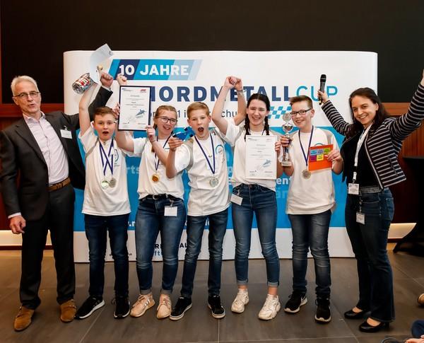 NORDMETALL Cup Niedersachsen 2019 Junioren-Landesmeister Mach2