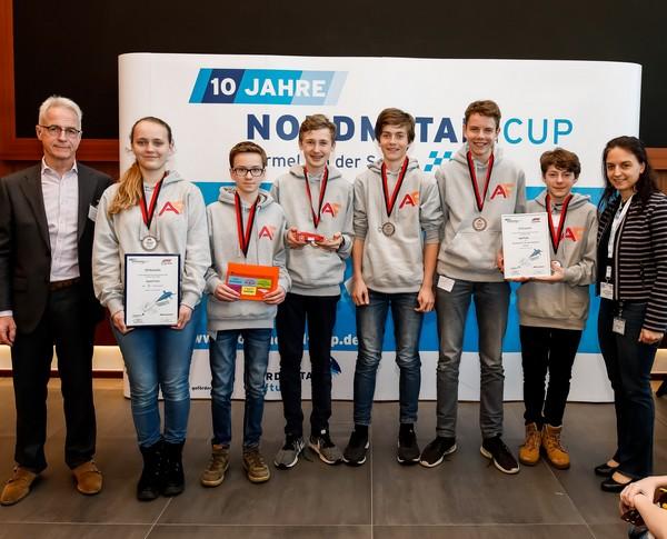 NORDMETALL Cup Niedersachsen 2019 Junioren 3. Platz AppleFlash