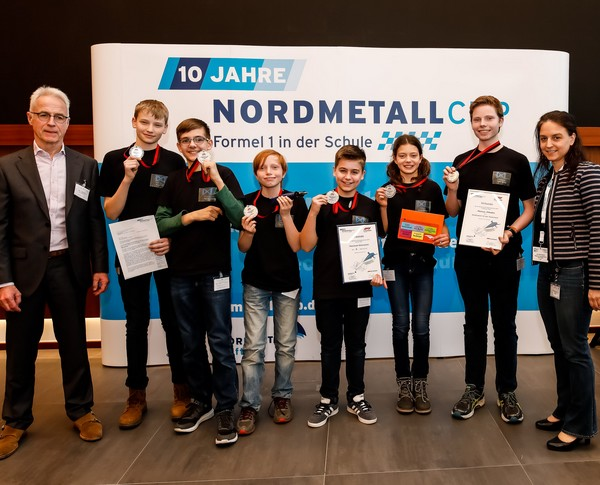 NORDMETALL Cup Niedersachsen 2019 Senioren 2. Platz Maximum Motovation