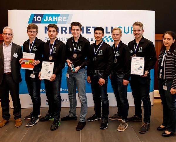 NORDMETALL Cup Niedersachsen 2019 Senioren 3. Platz Omen