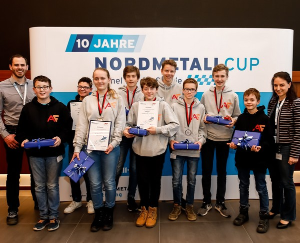 NORDMETALL Cup Niedersachsen 2019 Sonderpreis MEYER WERFT