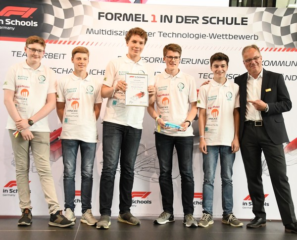 Deutsche Meisterschaft 2019: Blizzard Racing, Platz 5 Junioren