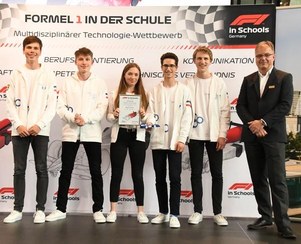 Deutsche Meisterschaft 2019: Blue Ocean, Platz 5 Senioren