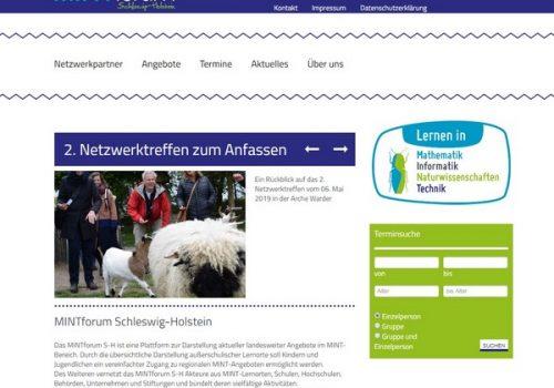 MINTforum Schleswig-Holstein gegründet