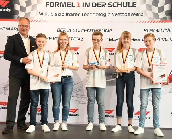 Deutsche Meisterschaft 2019: Mach2, Deutscher Junioren-Meister