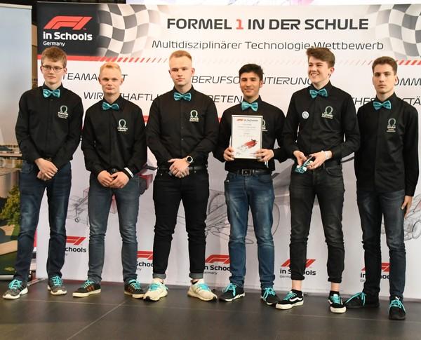 Deutsche Meisterschaft 2019: Omen, Platz 11 Senioren