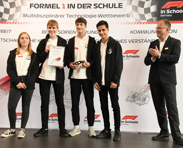 Deutsche Meisterschaft 2019: Team Secret, Platz 15 Senioren