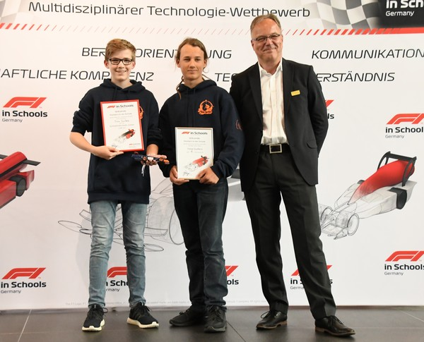 Deutsche Meisterschaft 2019: Time Surfers, Platz 4 Junioren