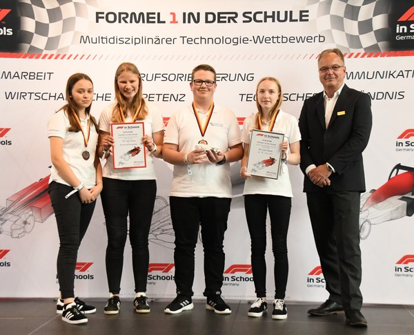 Deutsche Meisterschaft 2019: Wi vom Dörp, Platz 3 Senioren