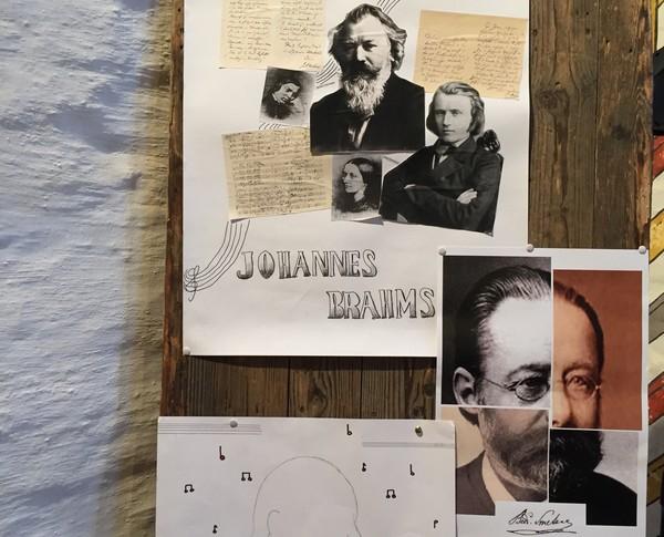 Collage Schönberger Musiksommer