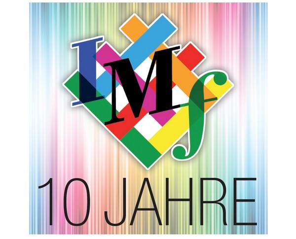 Logo International Music festival Buxtehude, Alters Land, Harburg