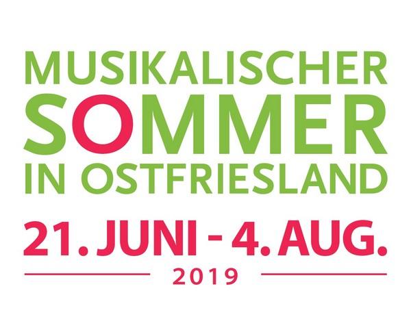 Musikalischer Sommer in Ostfriesland Logo