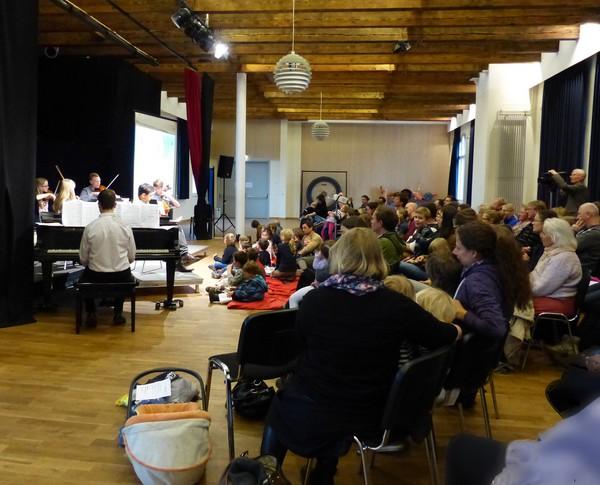 Musikfreunde Kiel, Märchen und Musik