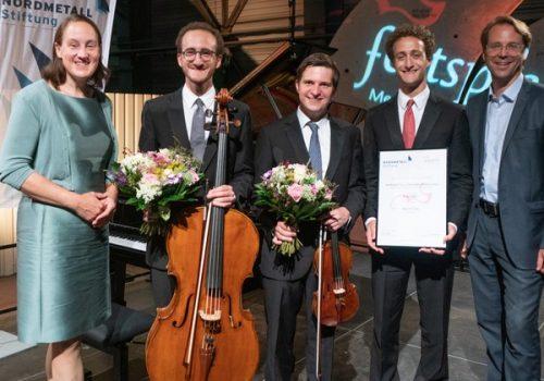 Busch Trio ausgezeichnet