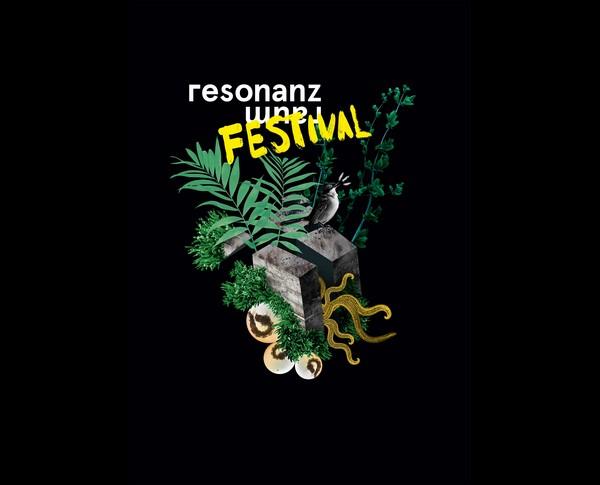 Logo resonanzraum Festival