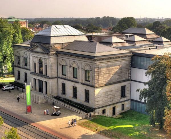 Kunsthalle Bremen Außenansicht, 2015
