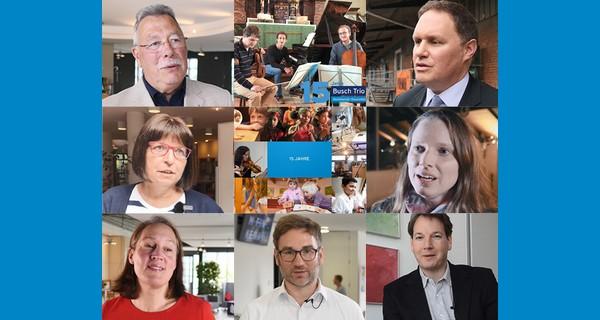 Videogrüße am Tag der Stiftungen 2019 schmal