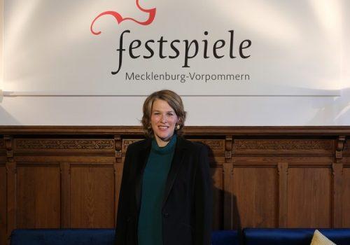Ursula Haselböck wird Intendantin
