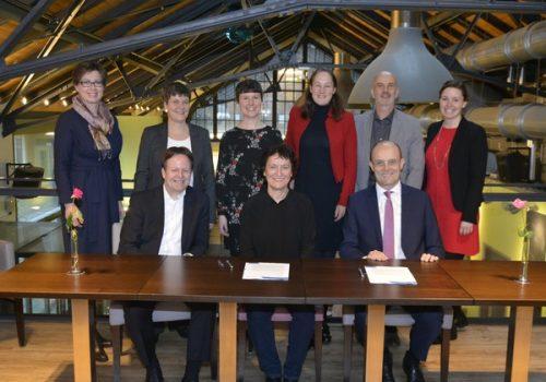 QplusAlter: Vereinbarung unterzeichnet