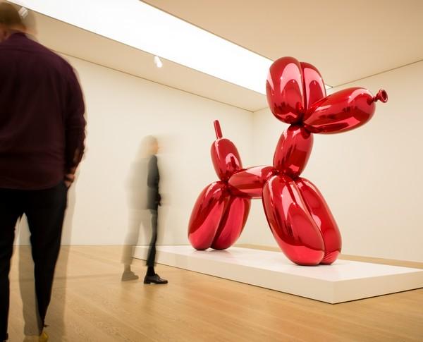 Kunsthalle Bremen, Ikonen, Jeff Koons