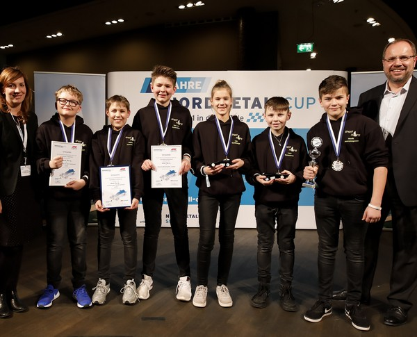 NORDMETALL CUP Niedersachsen 2020, Junioren-Landesmeister Ghost Racing