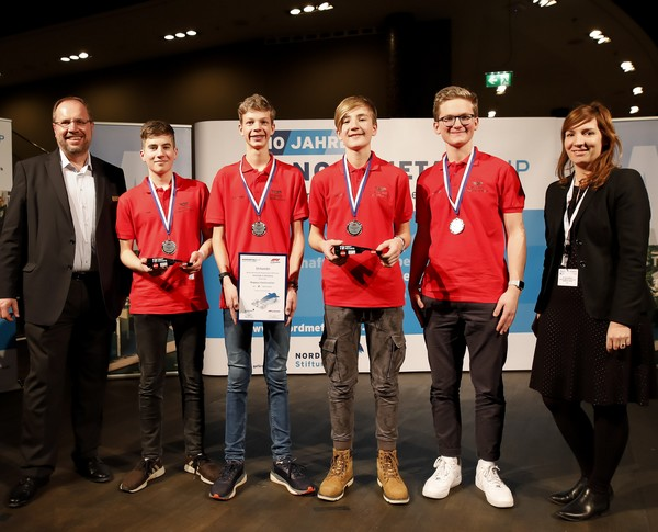NORDMETALL CUP Niedersachsen 2020, Senioren-Vizemeister Pegasus Construction