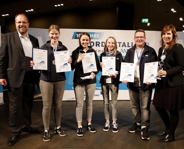 NORDMETALL CUP Niedersachsen 2020, Landesmeister Wi vom Dörp