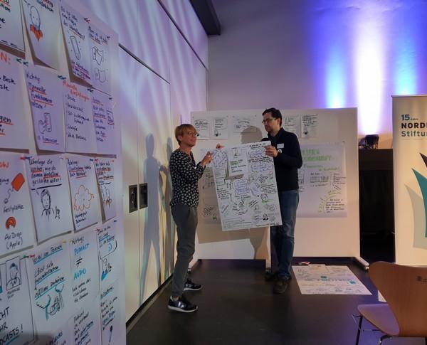 stARTcamp 2019, Grafic Recording